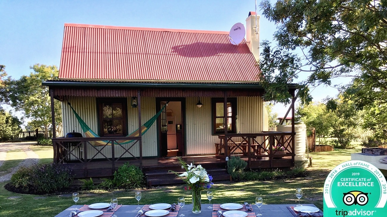 Knysna Accommodation in Self Catering Forest Cottages on